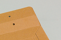 Extra solid brown cardboard