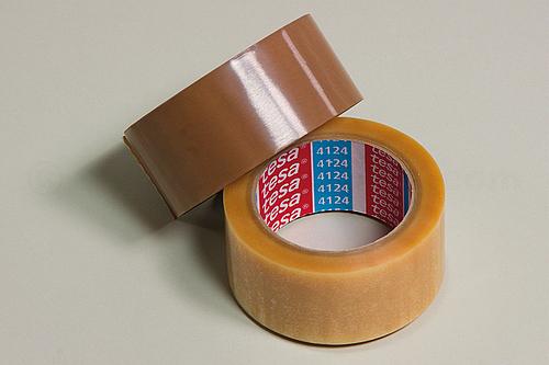 Original tesa packing tape tesapack pvc pohl
