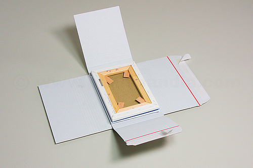 VARIA PLUS Universal Mailing Packaging with 2 x Peel and Seal