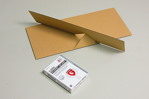 VARIA Universal Mailing Packaging for Taping or Strapping